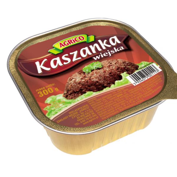 Agrico KWADRATOWA KASZANKA WIEJSKA 300g 30 sztuk