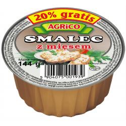 Agrico SMALEC Z MIĘSEM 144g 12 sztuk