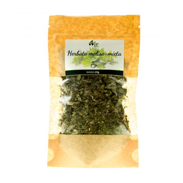 Ale Ziółko Lemon balm-mint tea 20g
