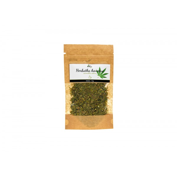 Ale Ziółko Hemp tea (Cannabis Sativa) 15g