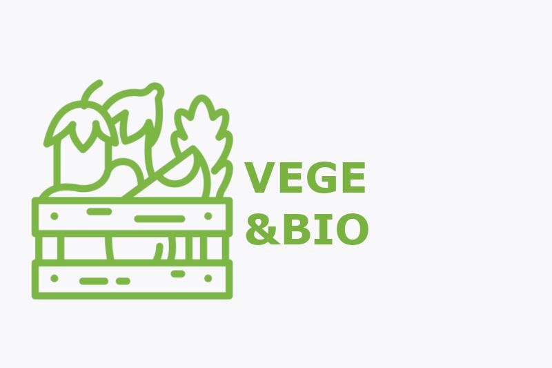 Produkty vege & bio