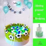 Baby Ball Suchy basen z kulkami okrągły 90×40 cm – Piłki/ ilość kulek- 400