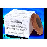 Baton WARSZAWSKI Ciastka owsiane z czekoladą i wanilią 150g 7 op.