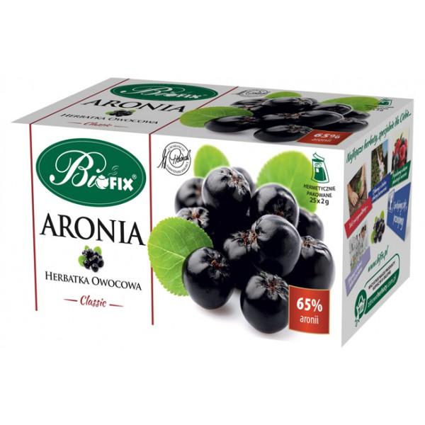 Bi FIX  Classic ARONIA Herbatka owocowa