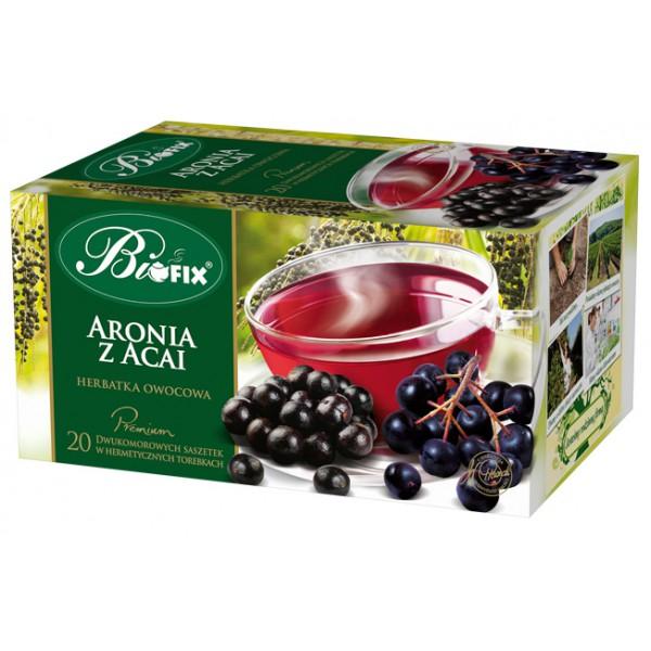 Bi FIX  Premium ARONIA Z ACAI