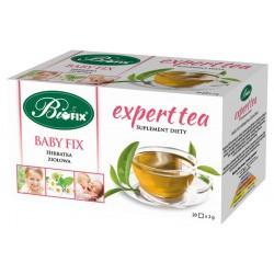 Bi FIX BABY FIX Suplement Diety Herbatka ziołowa ekspresowa 20 x 2 g