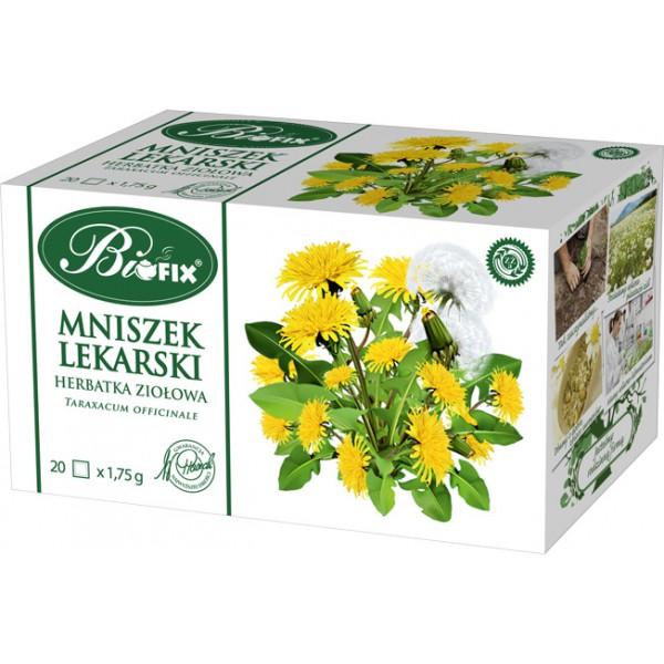 Bi FIX MNISZEK LEKARSKI Suplement Diety Herbatka ziołowa ekspresowa 20 x 1,75 g
