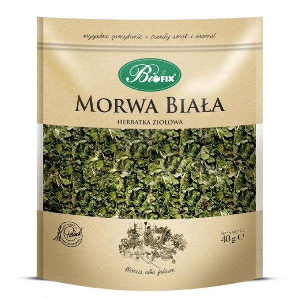 Bi FIX MORWA BIAŁA Herbatka ziołowa 40g