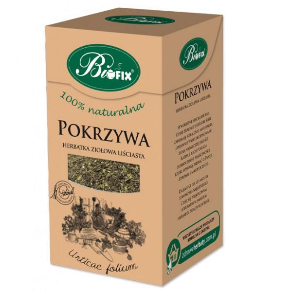 Bi FIX POKRZYWA Herbatka ziołowa 40g