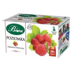Bi FIX  Classic POZIOMKA Herbatka owocowa