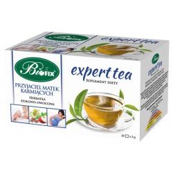 Bi FIX PRZYJACIEL MATEK KARMIĄCYCH Suplement Diety Herbatka ziołowo-owocowa ekspresowa 20 x 2 g