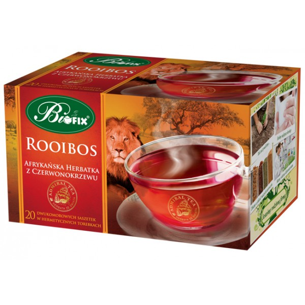 Bi FIX Admiral tea ROOIBOS