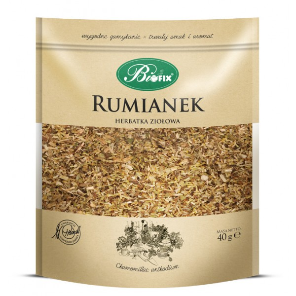 Bi FIX RUMIANEK 40g