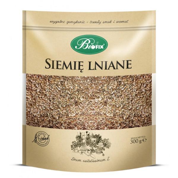 Bi FIX SIEMIĘ LNIANE Herbatka ziołowa
