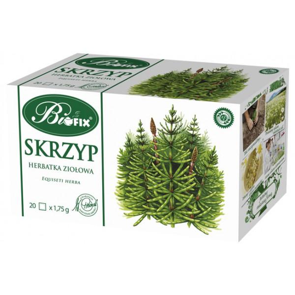 Bi FIX SKRZYP Herbatka ziołowa ekspresowa 20 x 1,75 g