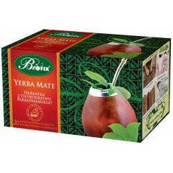Bi FIX Admiral tea YERBA MATE Herbata z ostrokrzewu paragwajskiego ekspresowa 20 x 2 g