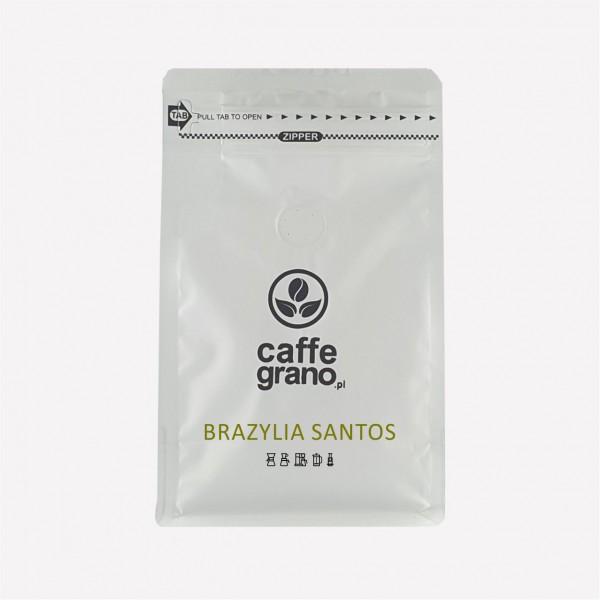 Caffe Grano Kawa Brazylia Santos JASNA