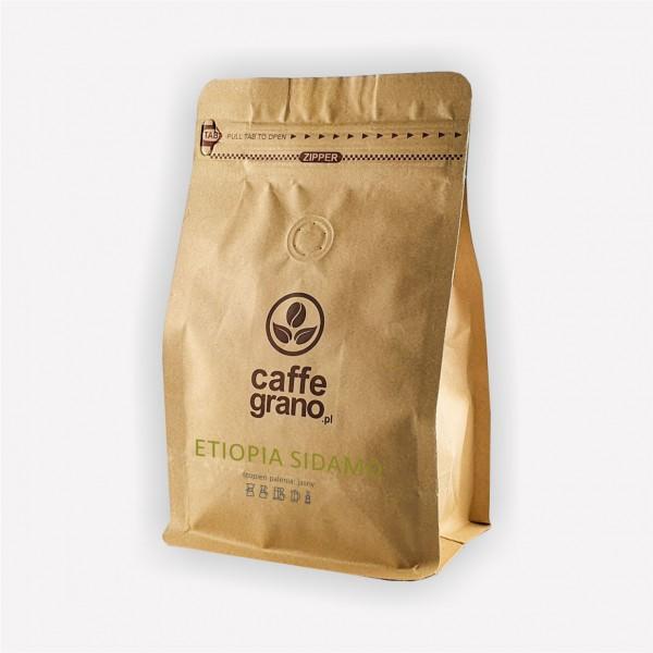 Caffe Grano Kawa Etiopia Sidamo Gr2 250g