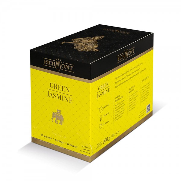 Richmont Herbata Green Jasmine 50