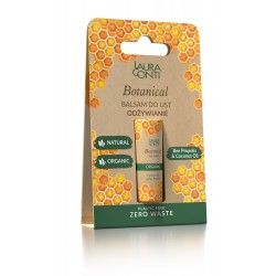LAURA CONTI ORGANIC smoothing lip balm with propolis