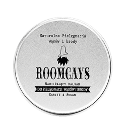 ROOMCAYS beard and mustache care balm