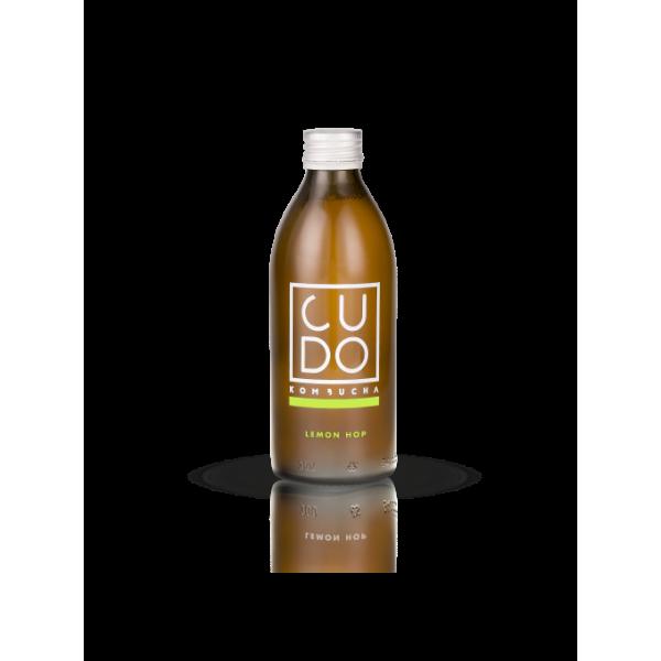 Cudo Kombucha Lemon Hop 12x500ml