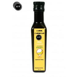 Czarne Czarnuszki Olej z Czarnuszki o smaku banan 250ml