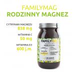 DR Anns Familymag - magnez dla dzieci bez dodatku cukru