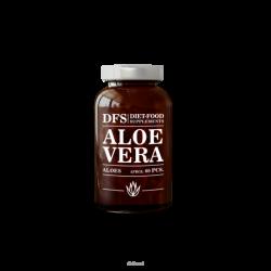 Diet-Food Aloes 500 mg - kapsułki 60