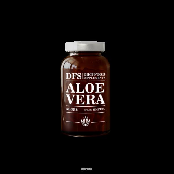 Diet-Food Aloes 500 mg - kapsułki 60 szt.