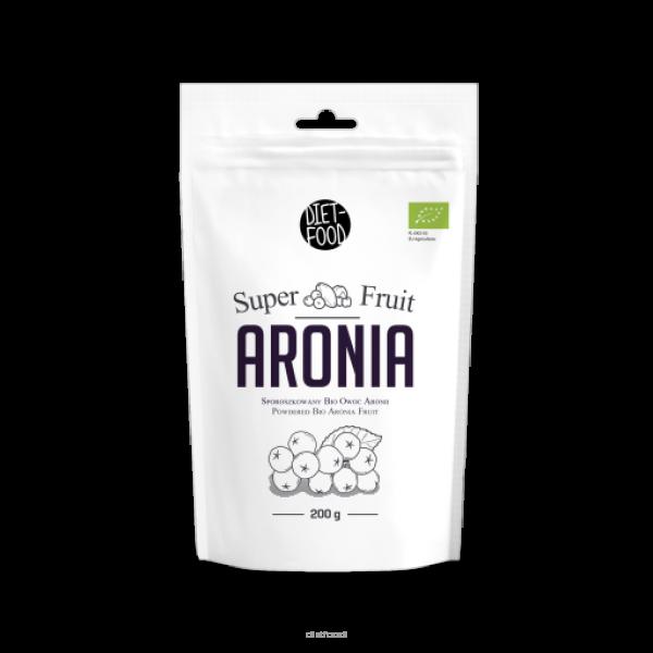 Diet-Food Bio Aronia Proszek 200g