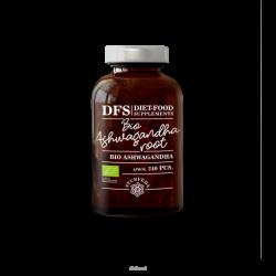 Diet-Food Bio Ashwagandha indyjski żeń szeń - tabletki 240 szt.