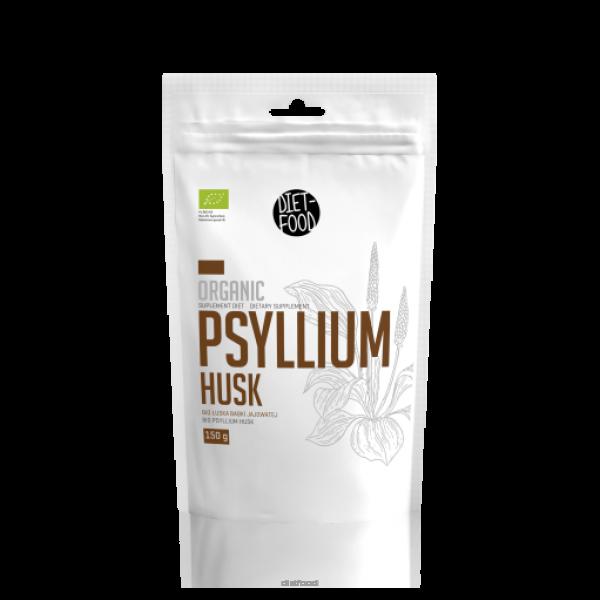 Diet-Food Bio łuska babki jajowatej - psyllium