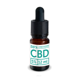 Diet-Food Olej CBD 5% 12 ml