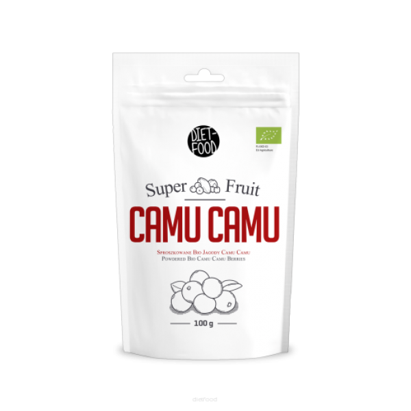 Diet-Food Bio Camu Camu jagody Proszek 100g