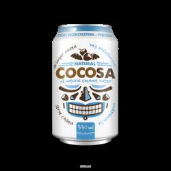 Diet-Food CocoSa - niegazowana, naturalna woda kokosowa 330 ml