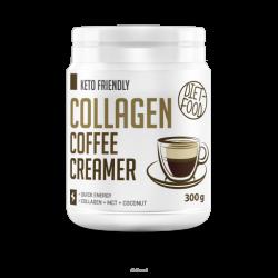 "Diet-Food KETO Kolagen + MCT ""coffee creamer"" 300g"
