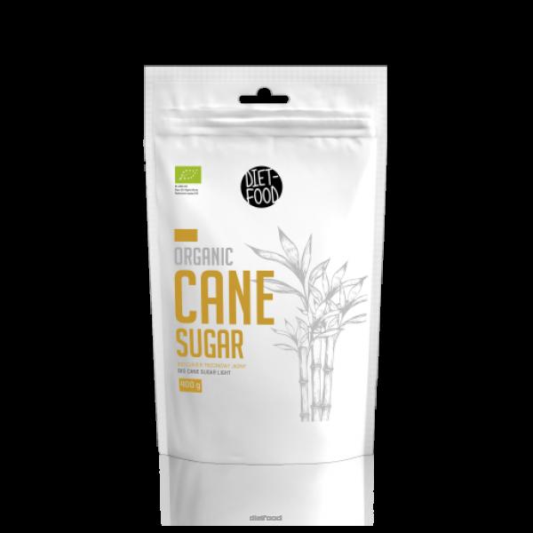 Diet-Food Bio cukier trzcinowy jasny