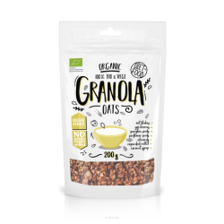 Diet-Food Bio oat granola 200g