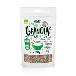 Diet-Food Bio granola zielona 200g