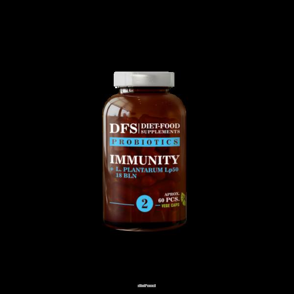 Diet-Food Immunity Nr 2 - kapsułki 60 szt. probiotyk