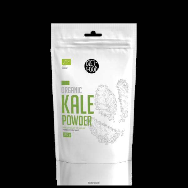 Diet-Food Bio Jarmuż - Kale Powder 100g