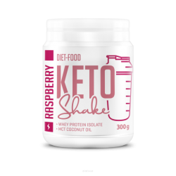 Diet-Food KETO shake malina 300g