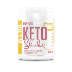 Diet-Food KETO shake wanilia 300g