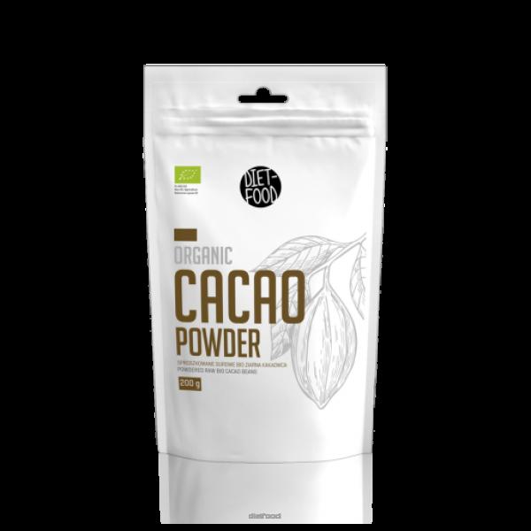 Diet-Food Bio Kakao Proszek 200g