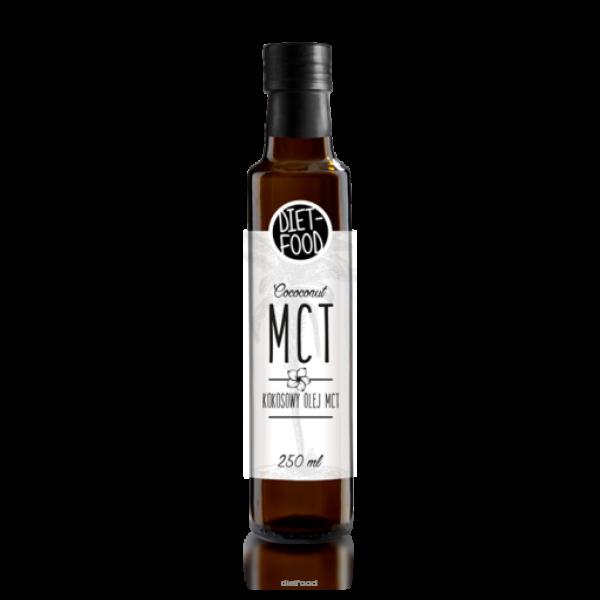 Diet-Food KETO Friendly - Olej Kokosowy MCT 250ml