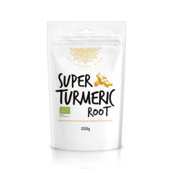 Diet-Food Bio Korzeń Kurkumy - Super Turmeric 200 g