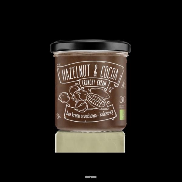Diet-Food BIO CREAM NUT-COCOA CRUNCHY