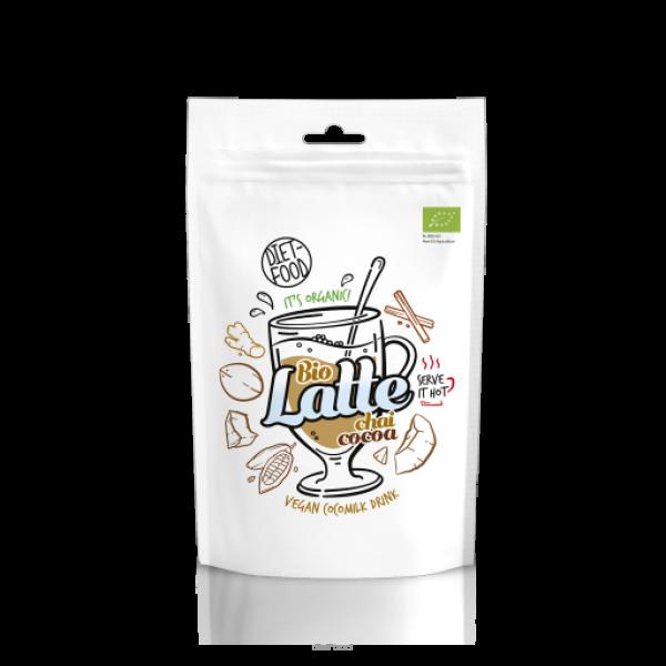 Diet-Food Bio latte kakao chai 200g