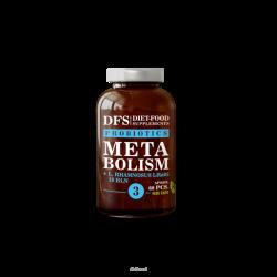 Diet-Food METABOLISM Nr 3 - kapsułki 60 szt. probiotyk